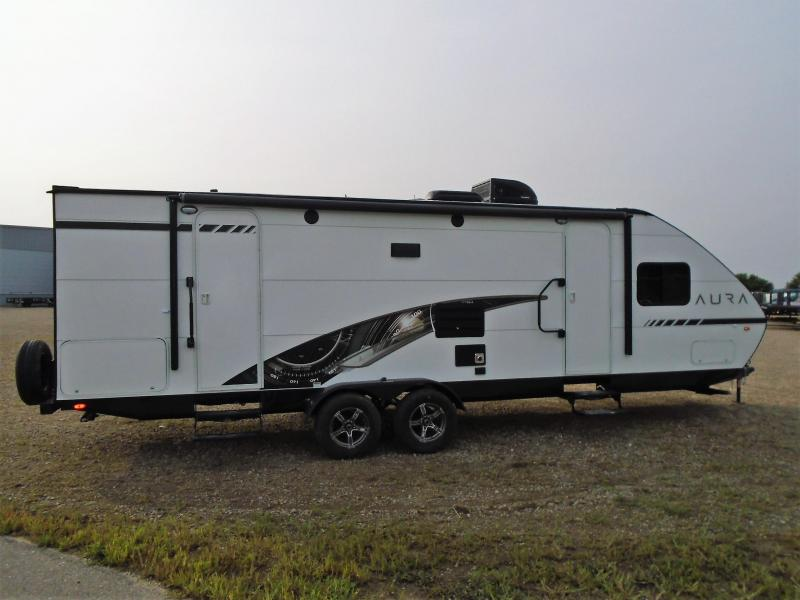 2019 Travel Lite AURA-A-31BHK Bunkhouse Camping / RV Trailer
