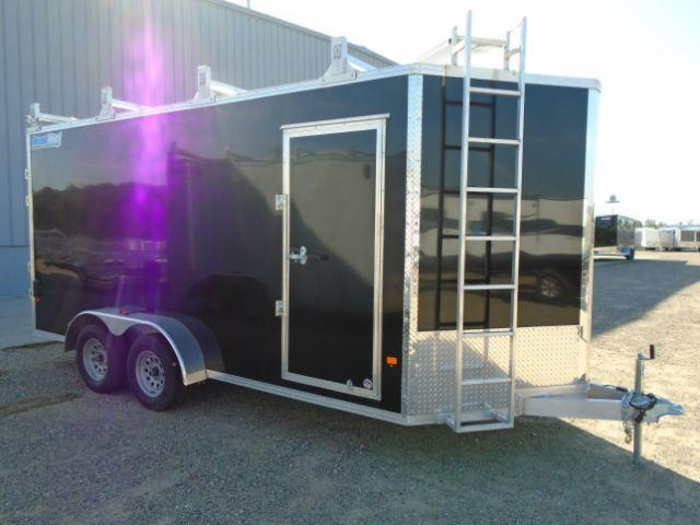 2018 CargoPro Trailers C7X16S Ultimate Contractor Enclosed Cargo Trailer