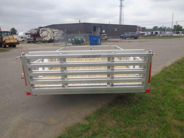 2019 MVM7 6X12SA 6.5X12 RAMP GATE Utility Trailer