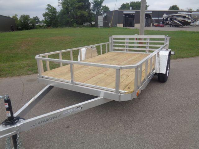 2019 MVM7 6X12SA 6.5X12 RAMP GATE Utility Trailer in Ashburn, VA