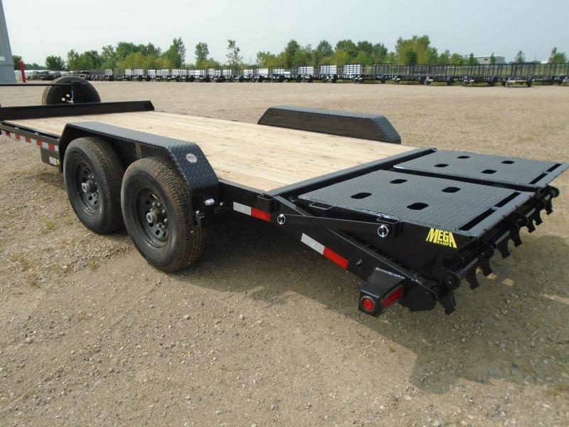 2019 Big Tex Trailers 18FT Equipment Trailer
