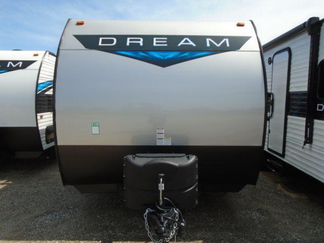2018 Dream D259RB Travel Trailer Camping / RV Trailer