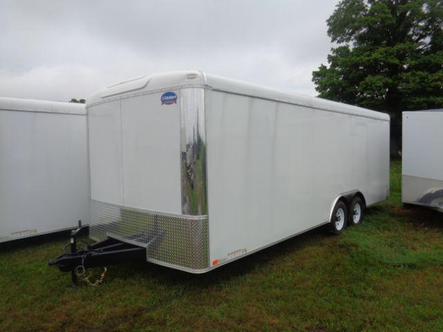 2019 United Trailers 8.5x22 10K CAR HAULER/RAMP DOOR  in Almond, WI