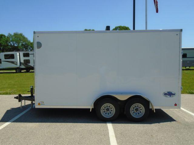 2020 Great Lakes Trailers GLHFTW714TA35-S V-NOSE/RAMP DOOR/SIDE DOOR Enclosed Cargo Trailer