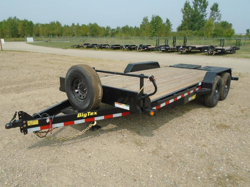 2019 Big Tex Trailers 14ET-20BK-MR 20 FT EQ Other Trailer