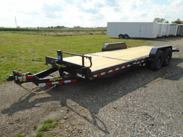 2019 Big Tex Trailers 14TL-22BK 22 FT TILT Other Trailer