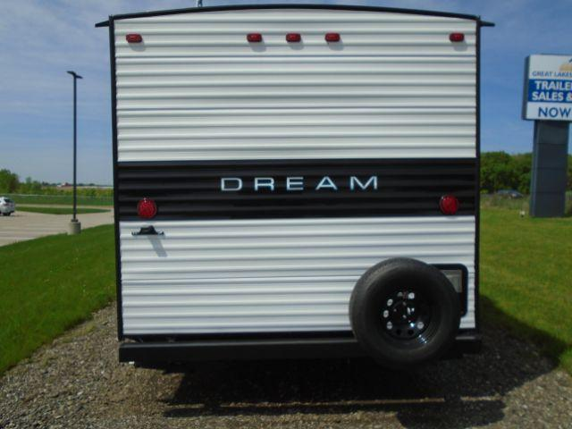 2018 Dream D259RB Travel Trailer Camping / RV Trailer