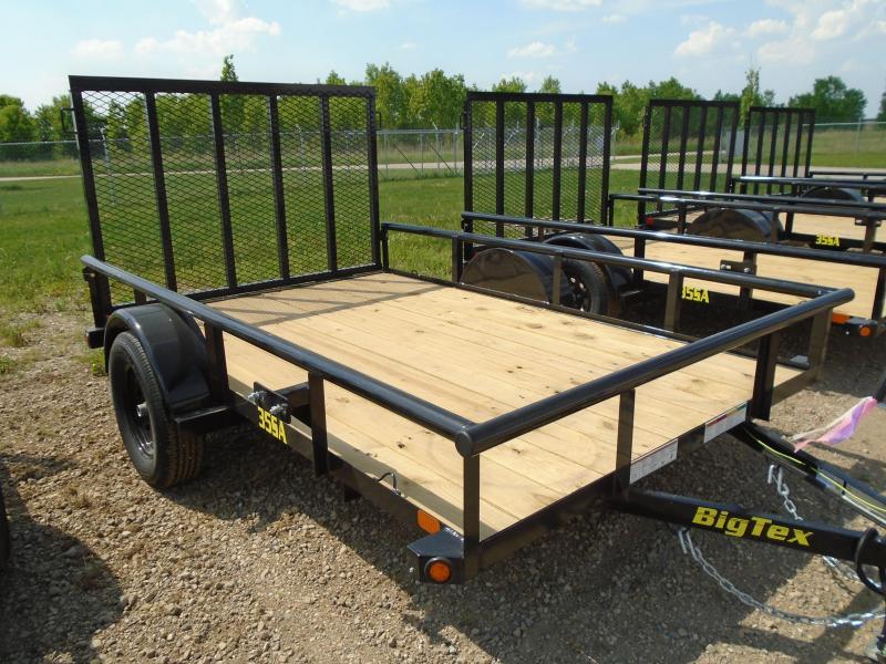 2019 Big Tex 6.5x10ft/Ramp Gate Utility Trailer in Ashburn, VA
