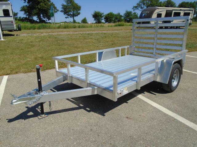 2020 Great Lakes Trailers GLSOAU610SA35-S SUPERIOR 6X10 RG/SA Utility Trailer