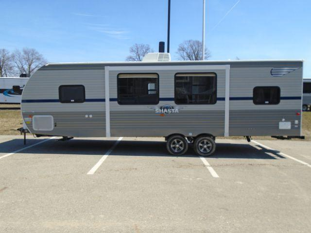 2020 Shasta SST26DB TRAVEL TRAILER Camping / RV Trailer