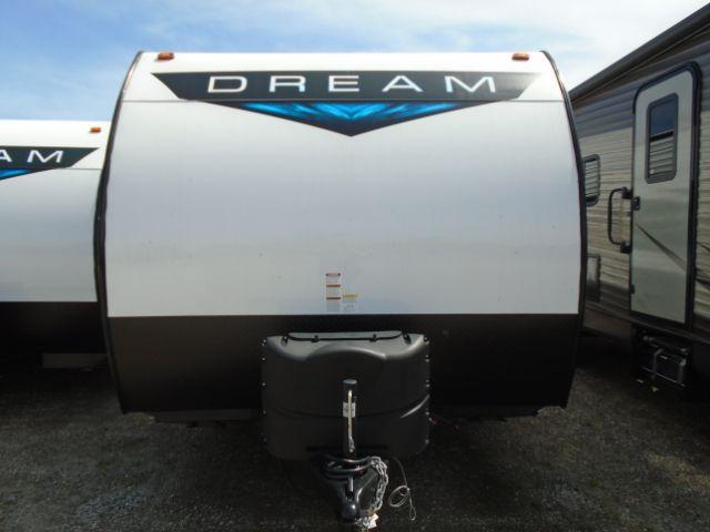2018 Dream D177RD Travel Trailer Camping / RV Trailer