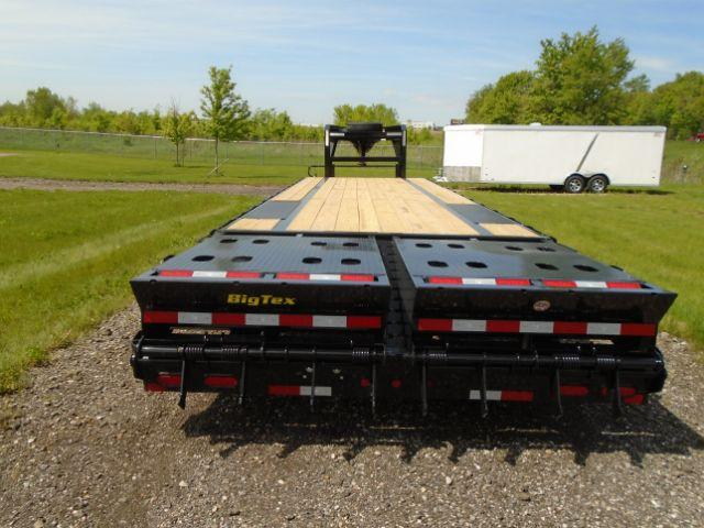 2018 Big Tex Trailers 14GN-25BK-5MR Gooseneck Other Trailer