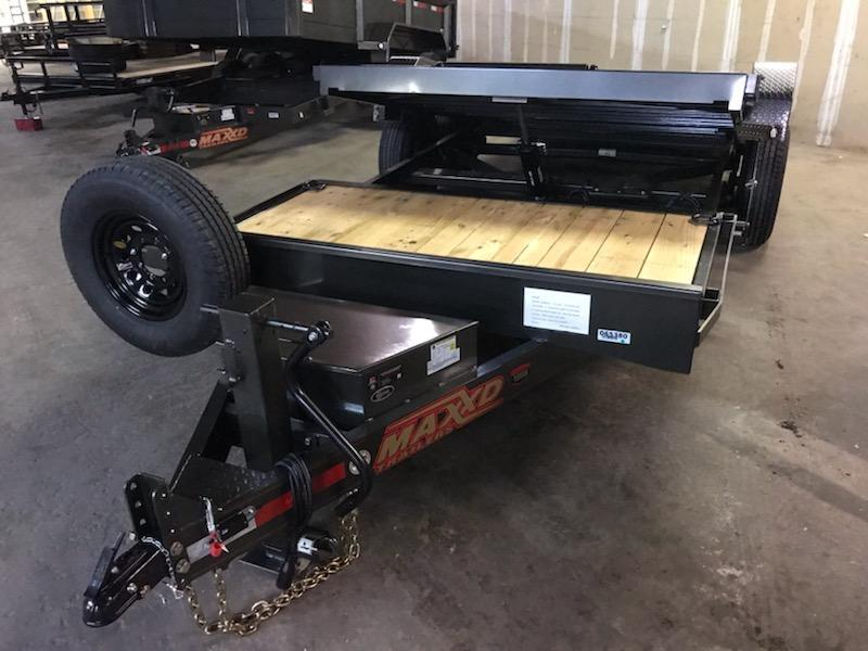 2019 MAXXD G6X8320 Equipment Trailer in Barton, AR