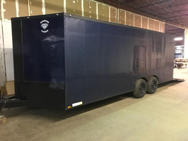 2019 DC RENTAL 20' Enclosed Trailer in Ashburn, VA