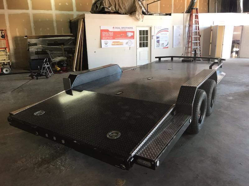 2019 MAXXD N5X8318  Car Trailer in Mc Gehee, AR