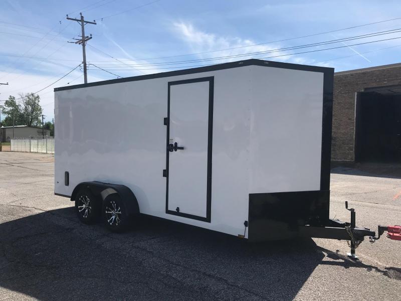 2019 Diamond Cargo 7 x 16 Enclosed Trailer in Ashburn, VA