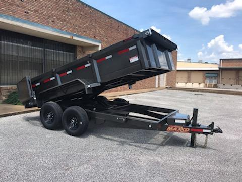 2019 MAXXD DMX8314 Dump Trailer in Ashburn, VA