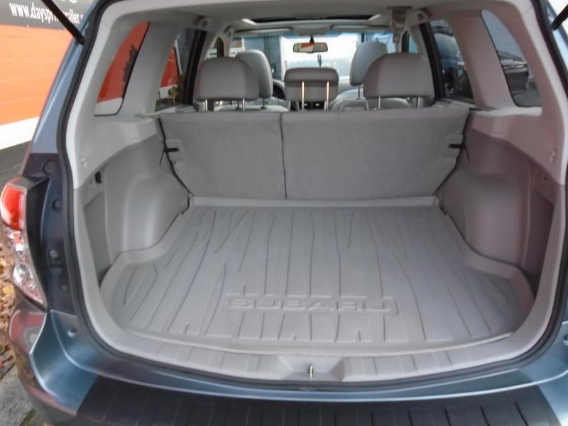 2010 Subaru FORESTER 2.5X LIMITED Car