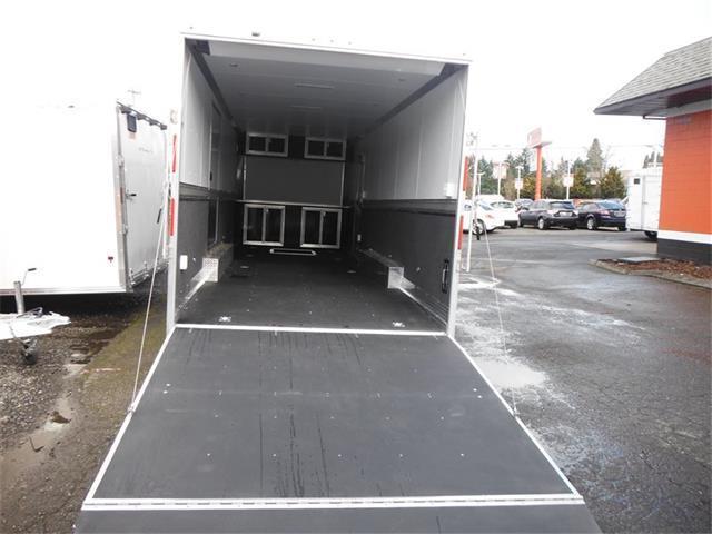 2017 CargoPro 8.5X26 Spread Axles Ultimate Car Hauler or Toy Hauler