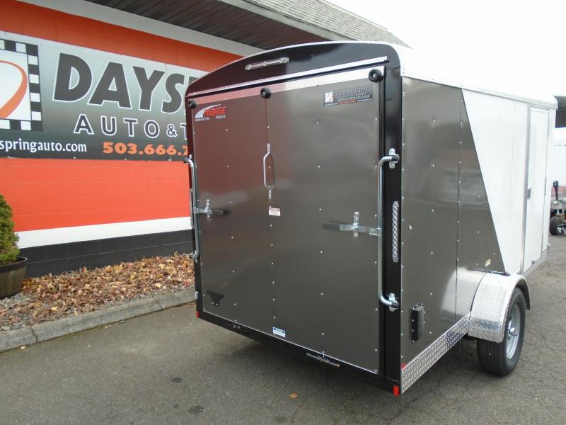 2019 Mirage Trailers MXL612SA2 Enclosed Cargo Trailer