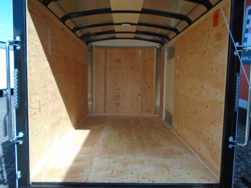 2019 Mirage Trailers MXPO610SA2 Enclosed Cargo Trailer