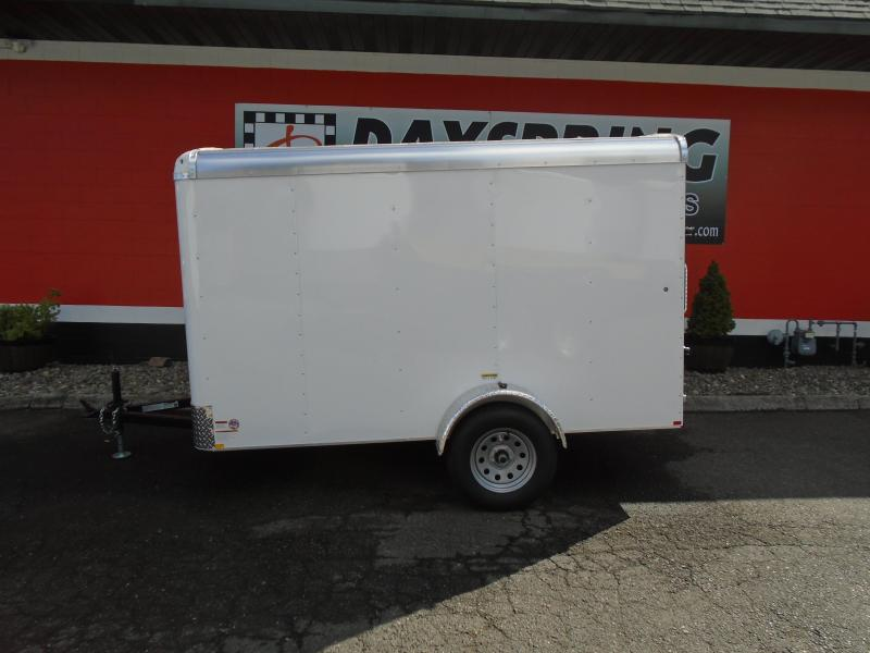 2019 Mirage Trailers MXPO610SA2 Enclosed Cargo Trailer