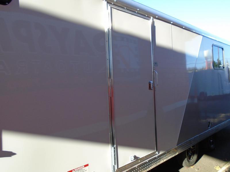 2018 Mirage Trailers MXSN8.528TA2 Snowmobile Trailer