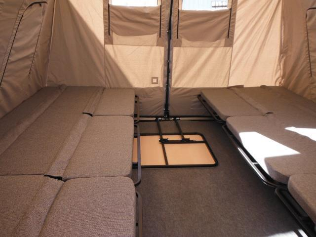 2017 Jumping Jack Trailers JT6X8 Folding Camper
