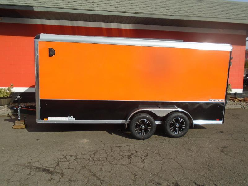2019 Pace American CS7X16TE2 Enclosed Cargo Trailer