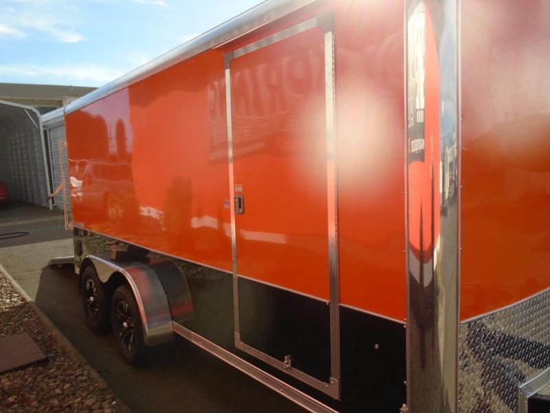 2019 Pace American CS7X16TE2 Enclosed Cargo Trailer