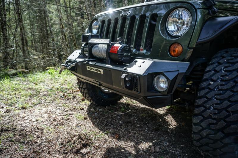 2007 Jeep Wrangler Overland Build