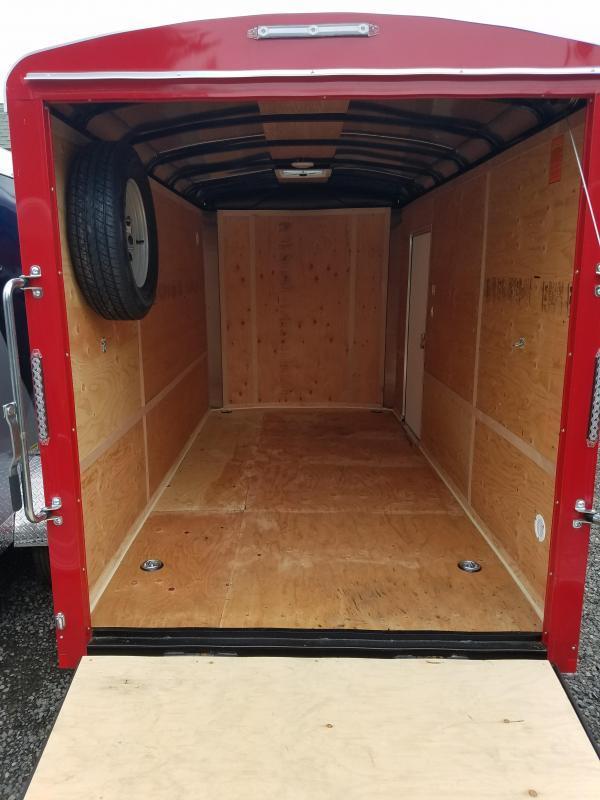 2018 Mirage Trailers MXL612SA Enclosed Cargo Trailer