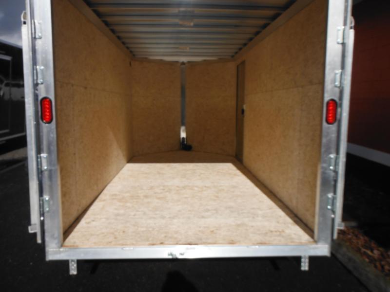 2019 Alcom-Stealth CONTRACTOR Enclosed Cargo Trailer