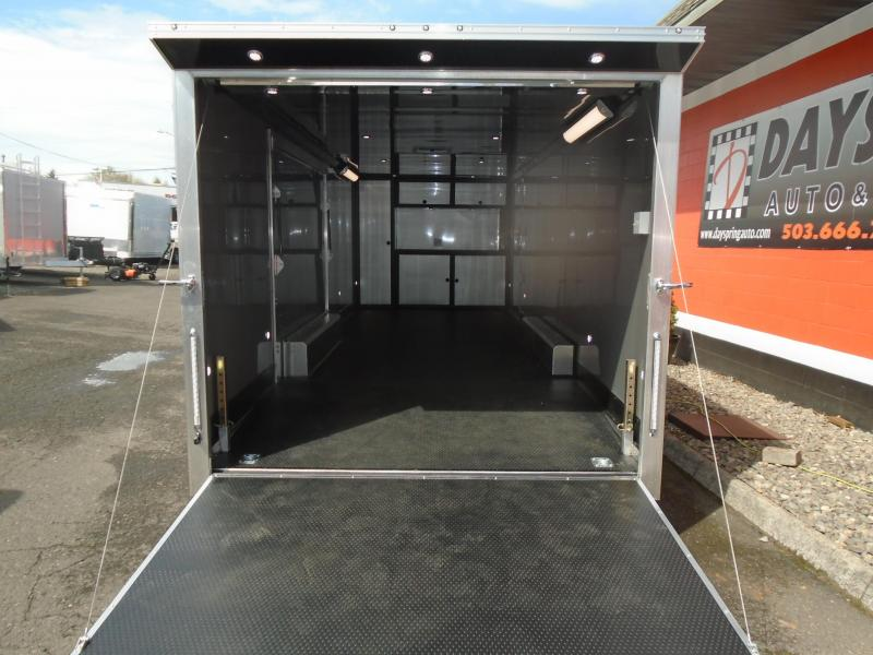 2019 Alcom-Stealth C8.5X26CH-PPS PINNACLE Car / Racing Trailer