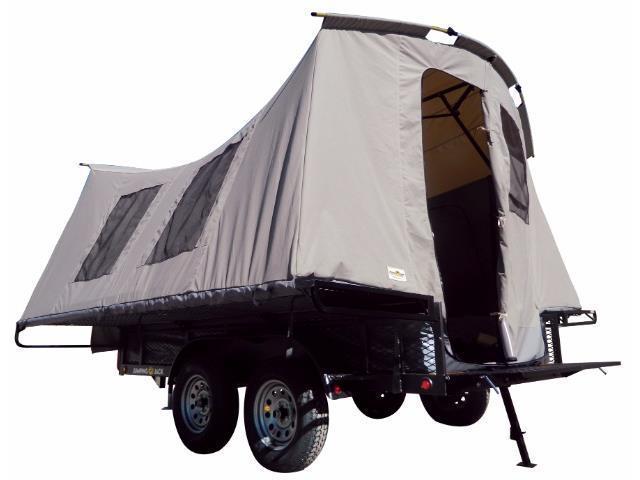 2017 Jumping Jack Trailers JT6X12X12 Folding Camper