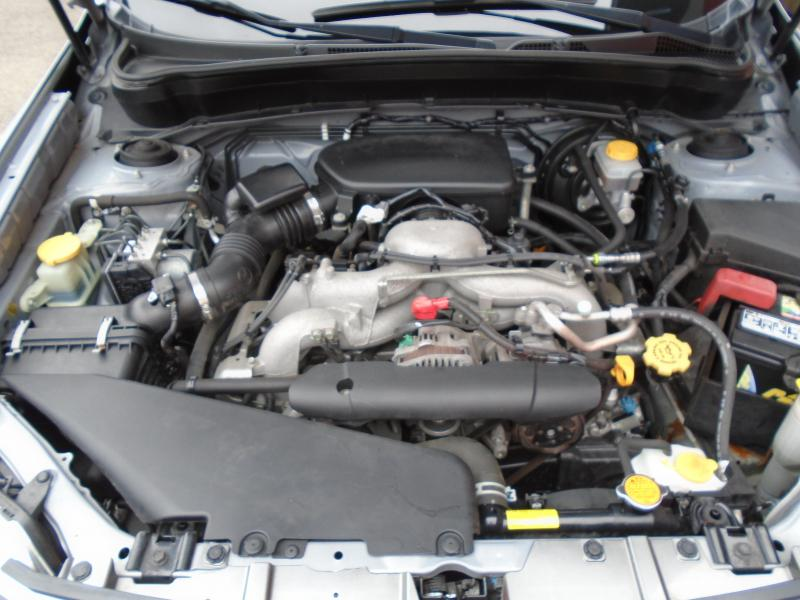 2009 Subaru FORESTER Car