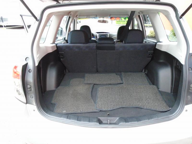 2009 Subaru FORESTER Car