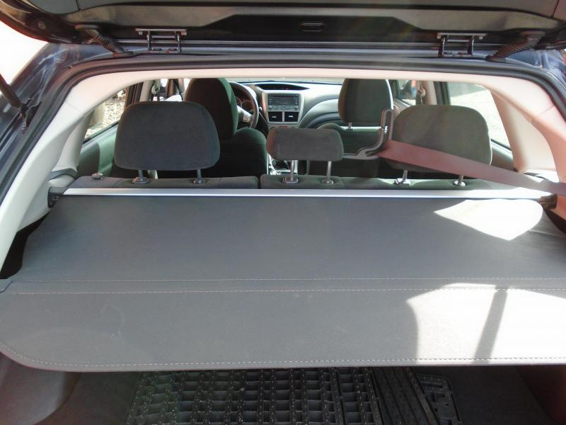 2010 Subaru IMPREZA 2.5I PREMIUM Car