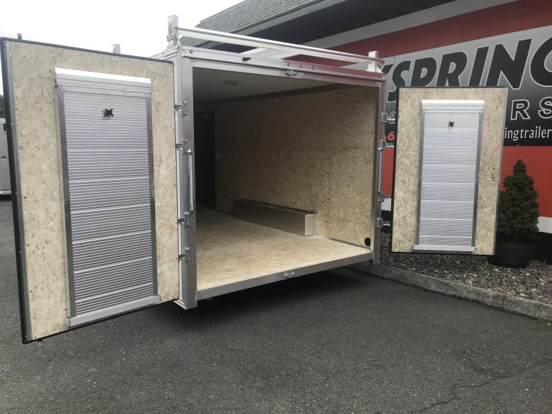 2019 Alcom-Stealth CONTRACTOR Enclosed Cargo Trailer