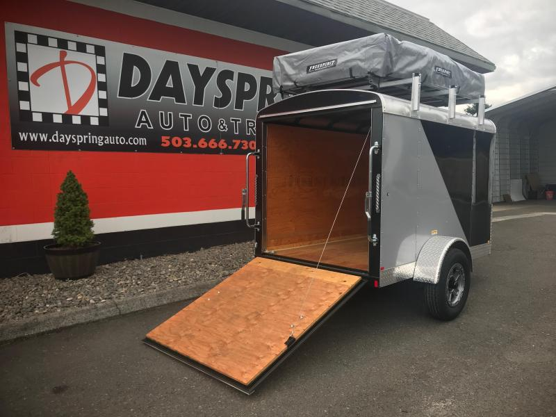 2017 Mirage Trailers 5 x 8 Enclosed Cargo Trailer