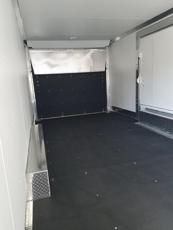 2018 Alcom-Stealth C8x24SCH-IF Car / Racing Trailer