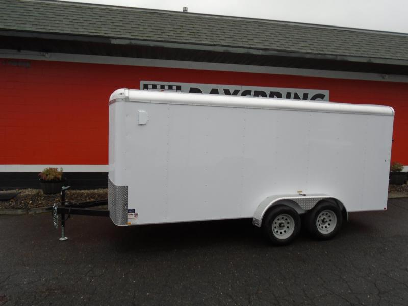 2018 Mirage Trailers MXL716TA2 Enclosed Cargo Trailer