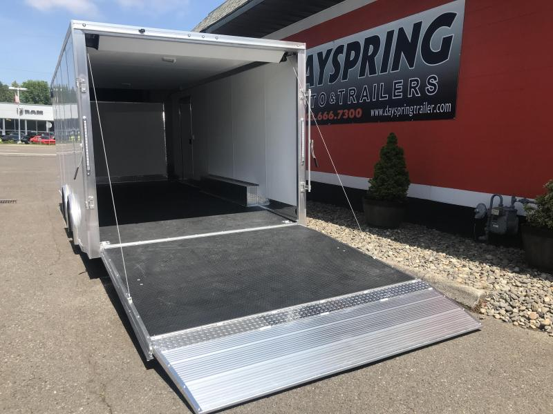 2019 Alcom-Stealth C8.5X20SCH Car / Racing Trailer