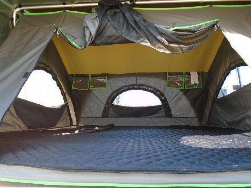 2018 Other FREESPIRIT OVERLAND Tent Camper