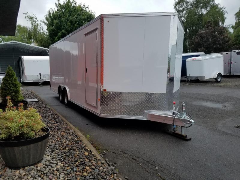 2018 Alcom-Stealth C8x22CH-S Car / Racing Trailer