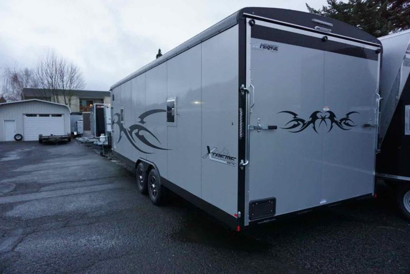 2019 Mirage Trailers MXSP8.528TA3 ATV Trailer