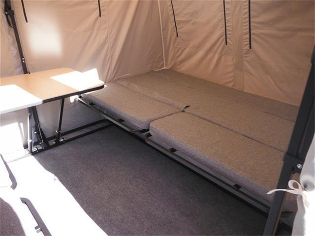 2019 Jumping Jack Trailers JJT6X8 Folding Camper