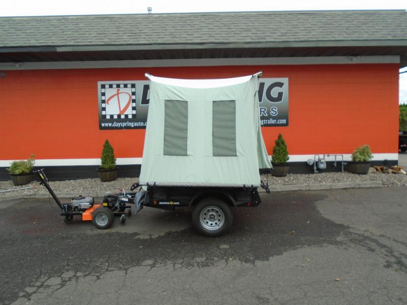 2018 Jumping Jack Trailers JJT4X6 Popup Camper