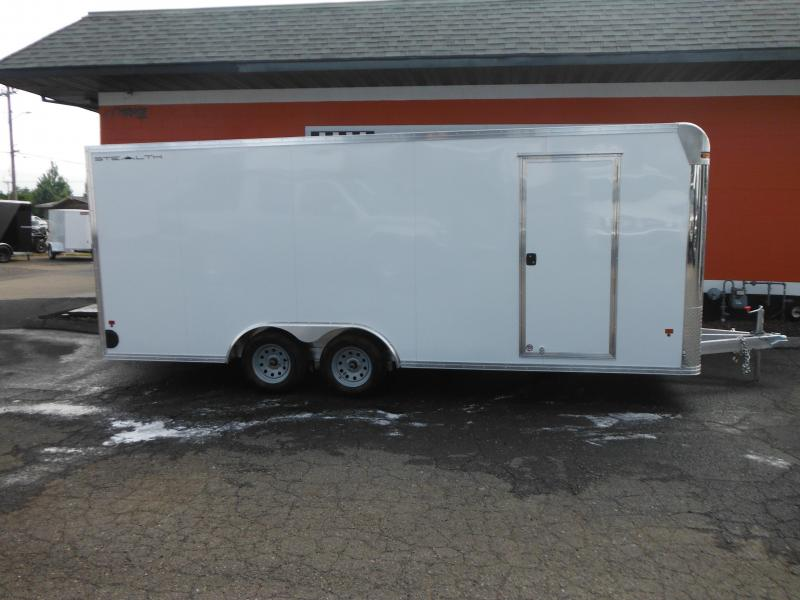 2018 CargoPro Trailers C8X20CH-LM Enclosed Cargo Trailer
