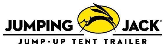 2019 Jumping Jack Trailers JJT6X8 BLACKOUT Tent Camper